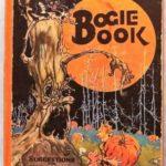 Dennison's 1924 Bogie Book Halloween Collectible